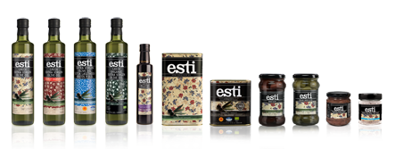 esti Olive Oil Products